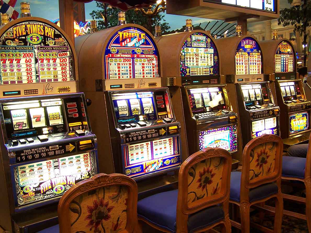 Casino Slot Jackpot Gewinnermeile