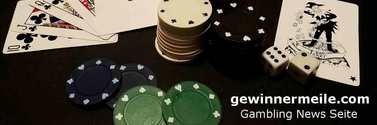 gewinnermeile.com - Gambling News Seite